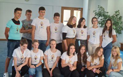 Projekt ERASMUS+ K2: Education to Action: Web of Life