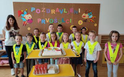 PRVOŠOLČKI – prvi šolski dan